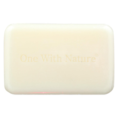HGR1745702 - One With NatureNaked Soap - Goats Milk and Lavender - Case of 6 - 4 oz.