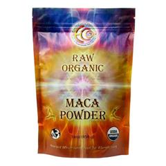 HGR1749514 - Earth Circle OrganicsMaca Powder - Organic - Raw - Yellow - 16 oz