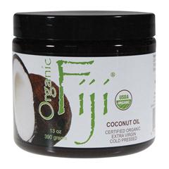 HGR1766302 - Organic FijiCoconut Oil - Organic - Raw - Extra Virgin - 13 oz