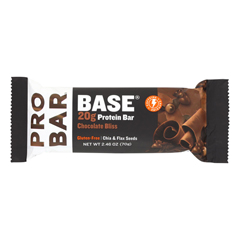 HGR1771989 - Probar - Base Bar - Chocolate Bliss - Case of 12 - 2.46 oz..