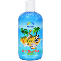 HGR0177345 - Rainbow ResearchOrganic Herbal Shampoo For Kids Original Scent - 12 fl oz