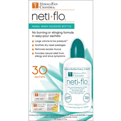 HGR1777853 - Himalayan ChandraNeti Mist Neti Flo - with 30 Sachets - 1 Count