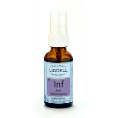 HGR1778083 - Liddell HomeopathicAnti-Inflammatory - Inf - Oral Spray - 1 oz