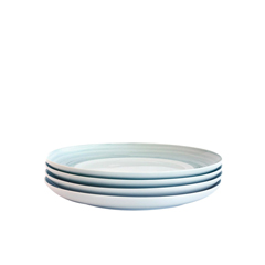 HGR1781475 - Bambeco - Dakota Mist Porcelain Salad Plate - Case of 4 - 4 Count
