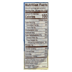 HGR1786672 - Nature's Earthly Choice - Organic Tri - Color Quinoa - Case of 6 - 12 oz.