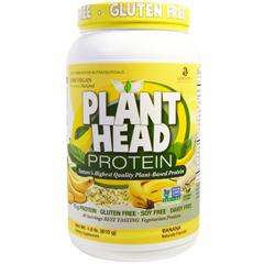 HGR1789015 - Genceutic NaturalsPlant Head Protein - Banana - 1.8 lb