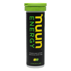 HGR1791284 - Nuun Hydration - Drink Tab - Energy - Lemon-Lime - 10 Tablets - Case of 8