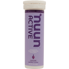 HGR1791326 - Nuun Hydration - Drink Tab - Active - Grape - 10 Tablets - Case of 8