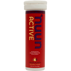 HGR1791334 - Nuun HydrationDrink Tab - Active - Fruit Punch - 10 Tablets - Case of 8