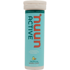 HGR1791367 - Nuun HydrationDrink Tab - Active - Tropical - 10 Tablets - Case of 8