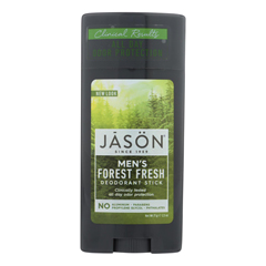 HGR1798560 - Jason Natural Products - Deodorant Stick - Forrest Fresh - 2.5 oz..