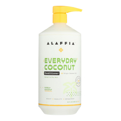 HGR1832104 - Alaffia - Everyday Conditioner - Coconut and Ginger - 32 fl oz..