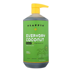 HGR1832492 - Alaffia - Everyday Shampoo - Coconut and Ginger - 32 fl oz..