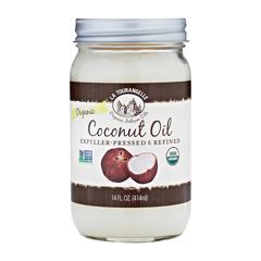 HGR1834704 - La Tourangelle - Refined Coconut Oil - Case of 6 - 14 Fl oz..
