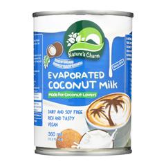 HGR1838234 - Nature's Charm - Evaporated Coconut Milk - Case of 6 - 12.2 oz..