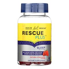 HGR1842053 - Bach - Rescue Sleep Liquid Melts - 60 Count