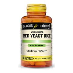 HGR1844075 - Mason Naturals - Red Yeast Rice 1200 - 120 Capsules
