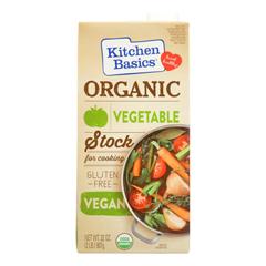 HGR1846427 - Kitchen Basics - Vegetable Stock - Case of 12 - 32 oz..