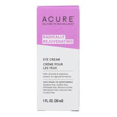 HGR1848951 - Acure - Eye Cream - Chlorella and Edelweiss Stem Cell - 1 FL oz..