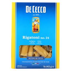 HGR1852185 - De Cecco Pasta - Rigatoni - Case of 12 - 16 oz