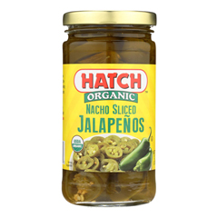 HGR1856285 - Hatch Chili - Hatch Nacho Sliced Jalape?os - Jalape?os - Case of 12 - 12 oz..