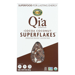 HGR1858448 - Nature's Path - Organic QiA Superflakes - Cocoa Coconut - Case of 12 - 10 oz..
