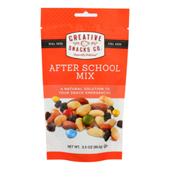 HGR1869692 - Creative Snacks - After School Mix - Case of 6 - 3.5 oz.