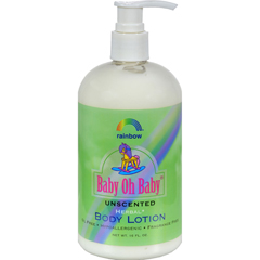 HGR0187435 - Rainbow ResearchBody Lotion - Herbal - Baby - Unscented - 16 fl oz