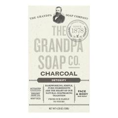 HGR1875434 - Grandpa Soap - Soap - Charcoal - 4.25 oz.