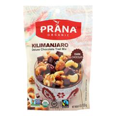 HGR1881093 - Prana Organics - Deluxe Chocolate Mix - Case of 8 - 4 oz..