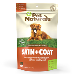 HGR1887587 - Pet Naturals of Vermont - Skin And Coat Chews - 1 Each - 30 CT