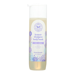 HGR1901081 - The Honest Company - Shampoo and Body Wash - Dreamy Lavender - 10 fl oz.