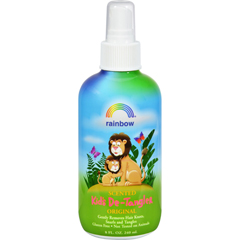 HGR0193920 - Rainbow ResearchSpray De-Tangler For Kids Original Scent - 8 fl oz