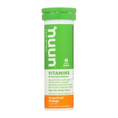 HGR1994508 - Nuun Hydration - Drink Tab - Grapefruit - Ornge - Case of 8 - 12 TAB