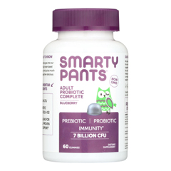 HGR2006443 - Smartypants - Adult Probioic - Blueberry - 60 count