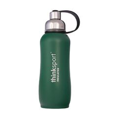 HGR2035079 - Thinksport - 25oz (750ml) Insulated Sports Bottle - Green