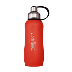 HGR2035095 - Thinksport - 25oz (750ml) Insulated Sports Bottle - Orange