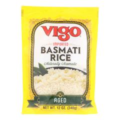 HGR2066140 - Vigo - Rice - Basmati - Case of 6 - 12 oz.