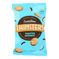HGR2088359 - Mrs. Thinster's - Cookie Thin - Toasted Coconut - Case of 8 - 1.5 oz.