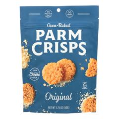 HGR2089092 - Kitchen Table Bakers - Parm Crisps - Original Parmesan - Case of 12 - 1.75 oz..