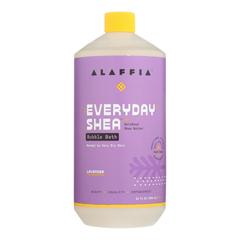 HGR2090140 - Alaffia - Everyday Bubble Bath - Lavender - 32 fl oz..