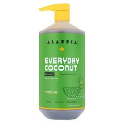HGR2090280 - Alaffia - Everyday Shampoo - Coconut Lime - 32 fl oz..