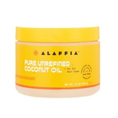 HGR2090322 - Alaffia - Everyday Coconut Oil - for Hair and Skin - 11 fl oz..