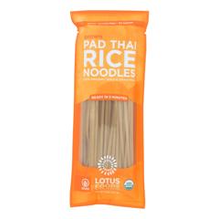 HGR2098556 - Lotus Foods - Noodles - Organic - Brown Rice Pad Thai - Case of 8 - 8 oz.