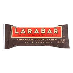 HGR2107035 - Larabar - Bar Chocolate Coconut - Case of 16-1.6 oz.