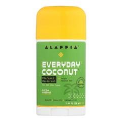 HGR2111318 - Alaffia - Deodorant - Coconut Reishi - 2.65 oz..
