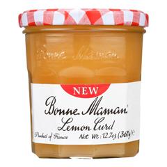 HGR2126274 - Bonne Maman - Curd - Lemon - Case of 6 - 12.7 oz.