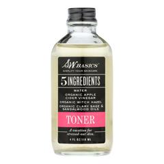 HGR2130532 - S.W. Basics - 5 Ingredients Toner - 4 fl oz..