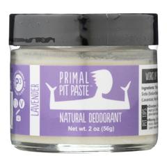 HGR2164952 - Go Primal - Deodorant Jar - Lavender - Paste - 2 oz.