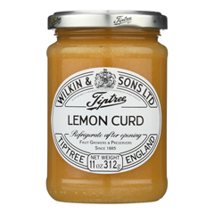 HGR2171213 - Tiptree - Curds and Sweet Spreads - Lemon - Case of 6 - 12 oz..